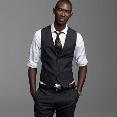 Para ocasion.-Groomsmen Suits Charcoal, Ideas, Suits Vest, Stylemepretty Lookbook, Jcrew, Style Me Pretty, Suit Vest, Groomsmen Vest On, Grooms Poses