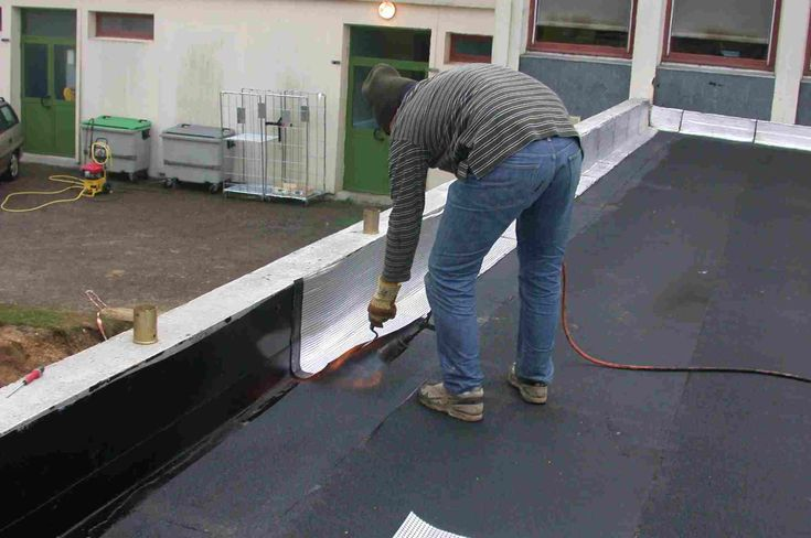 Etancheite des toitures et terrasses en membrane EPDM EPDM, la - comment etancher une terrasse beton