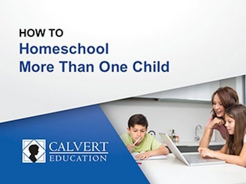Join Calvert's community liaison for some tips and tricks to homeschooling more than one child.  Need more information? Call Calvert Education toll-free 1-855-232-7702.