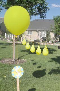 Water Day - Water Balloon Pinatas