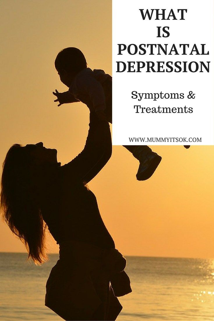 Natural Ways To Treat Postpartum Depression