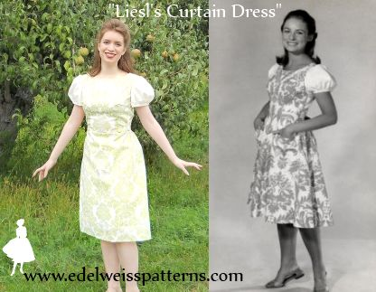 A whole blog about how to sew Sound of Music Costumes. Nice!