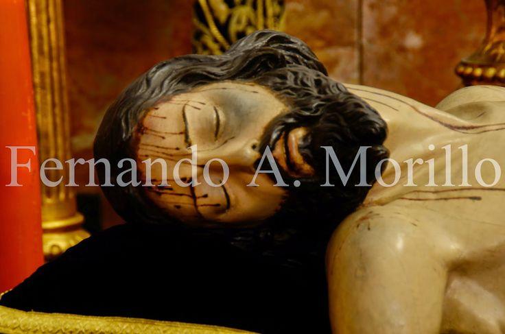 EL  BLOG  DE  FERNANDO  A. MORILLO: Devoto Besapiés al Santísimo Cristo de la Providen...