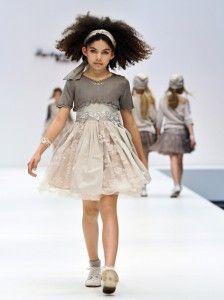 Fotos desfile Rubio kids en la Valencia fashion week