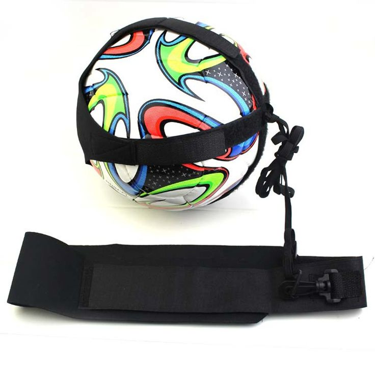 Adjustable Solo Soccer Trainer Belt Soccer Juggle Bags Soccer Football Training Equipment Kick Practice Assistance Equipment