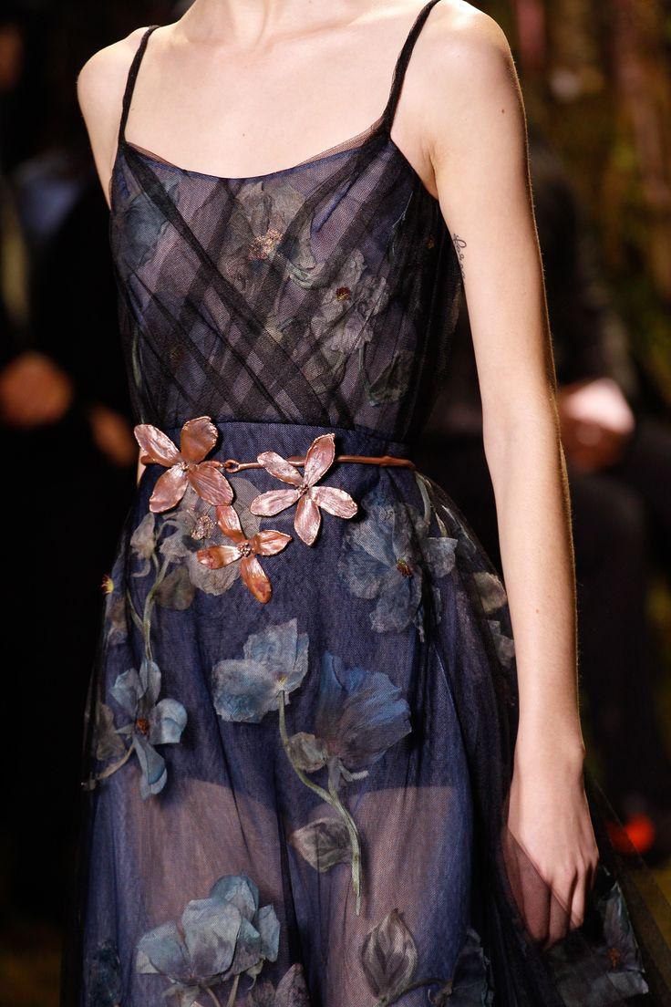 Christian Dior Spring 2017 Couture Fashion Show Details