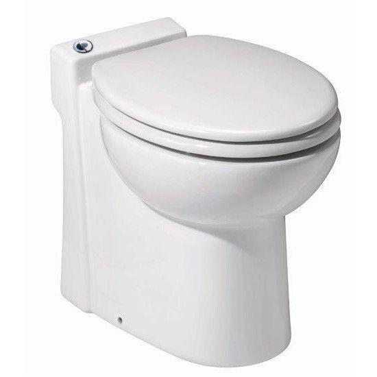 Saniflo SaniCOMPACT | One Piece Upflush Toilet
