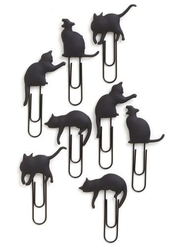 Herding Cats Photo Clips | Mod Retro Vintage Decor Accessories | ModCloth.com