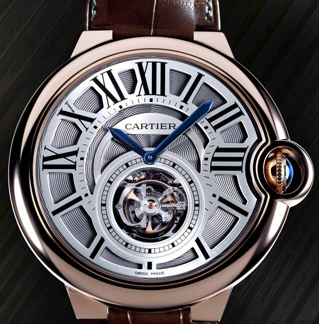 Cartier Watches | Cartier Ballon Bleu Flying Tourbillon Specs Pictures - Luxury Watches
