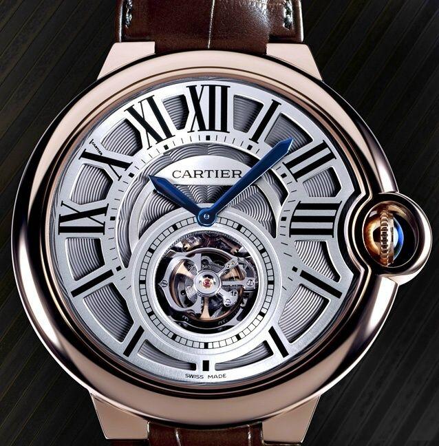 Cartier Watches | Cartier Ballon Bleu Flying Tourbillon Specs Pictures - Luxury Watches