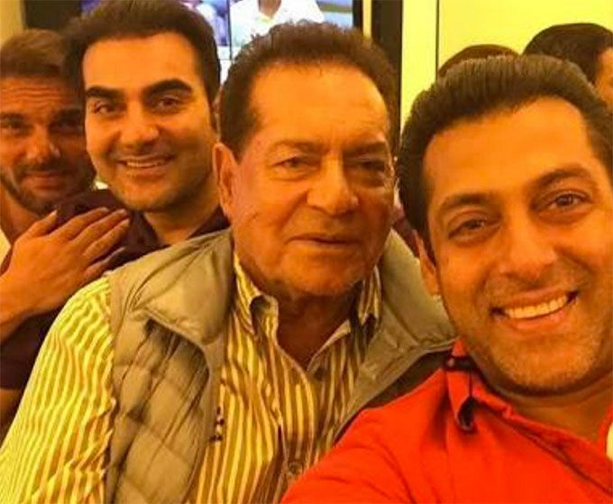 Salim Khan Posted This Tweet About Salman Khans Marriage Plans