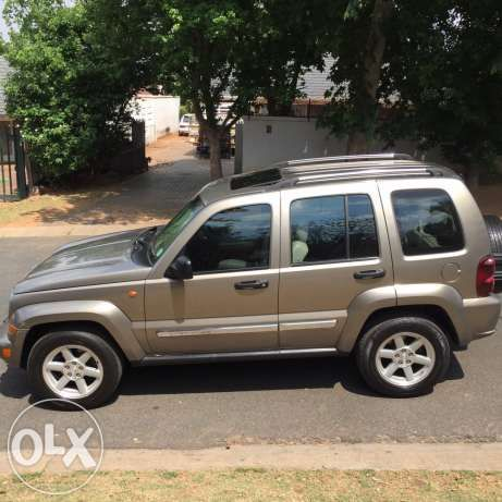 Jeep Cherokee for sale, 2.8 CRD 2005 R 60,000
