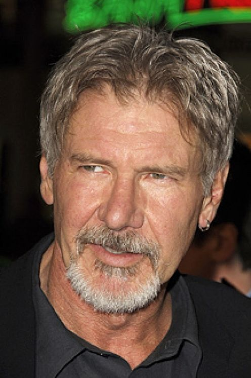 "Harrison Ford - One of those guys who gets better looking with age...those kind of people really annoy me! Best movie quote: John Book (Witness): ""How do I look? I mean, do I look Amish?"""