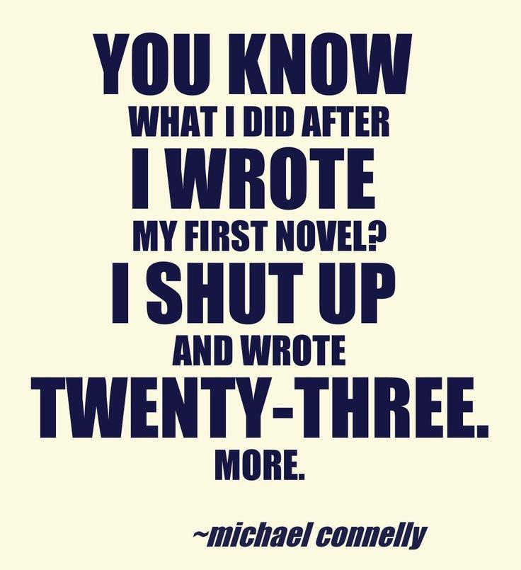How to Write a Great Novel