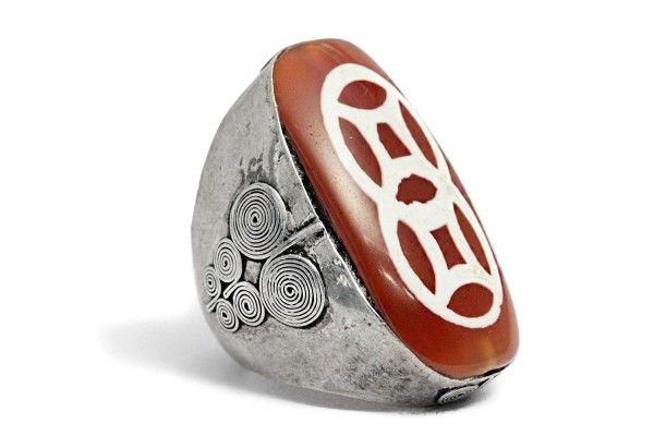 Karneol Boho Silber Ring https://tezsah.com/shop/de/schmuck/ringe/1544/karneol-boho-silber-ring