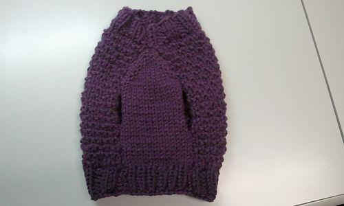 small dog sweater pattern, free pattern