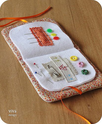 Needle book | Gabriela | Flickr