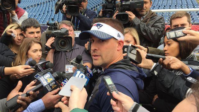 Giants to interview Patriots' OC Josh McDaniels, DC Matt Patricia - ESPN