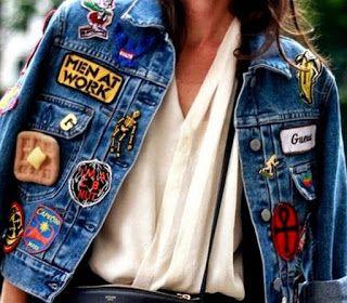 welovewomen: Patchwork Jeans