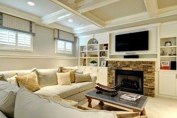 Basement window solutions. shutters window treatments basement windows valance
