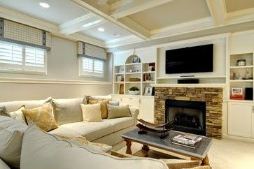 Basement window solutions. shutters window treatments basement windows valance