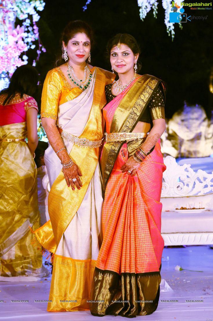 Photos - Half Saree Function of Swathi - Daughter of Famous Jewellery Designer Swetha Reddy - Image 1004