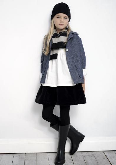 Moda Infantil y mas: – Labube – Otoño-Invierno 2011/2012 –