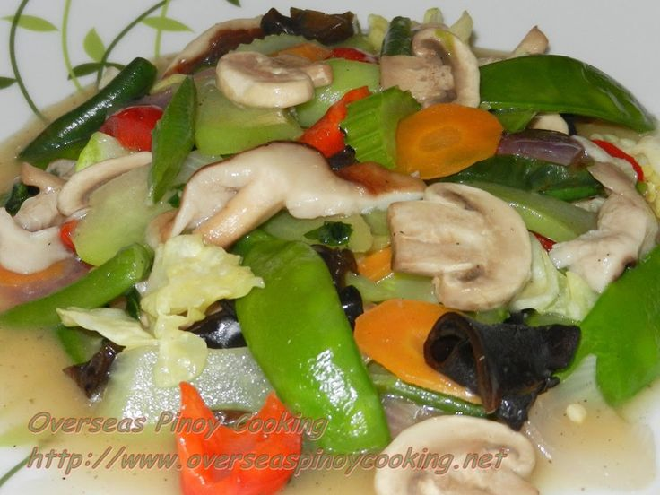 recipe: mixed vegetable chop suey [39]