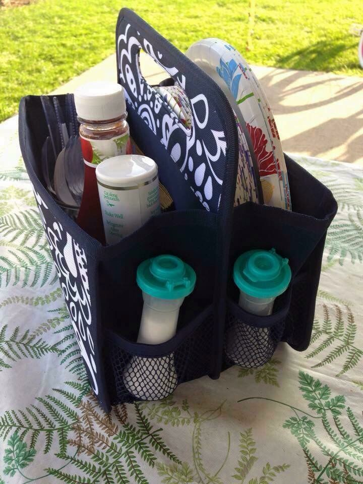 Thirty-One has you covered this camping season with functional solutions