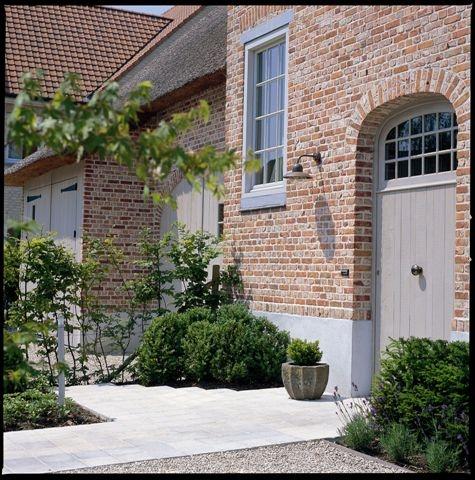 Windows and doors by the company Engels nv, Lokeren - Belgium