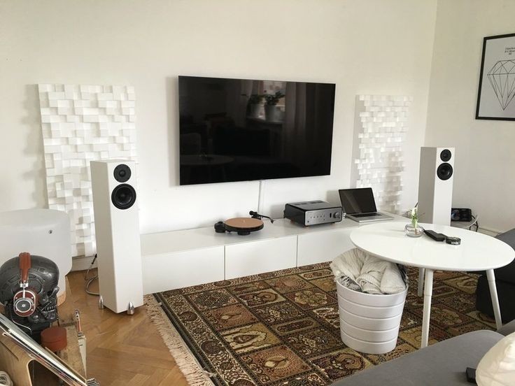 The 117 best minimalist hifi and homecinema setups images on ...
