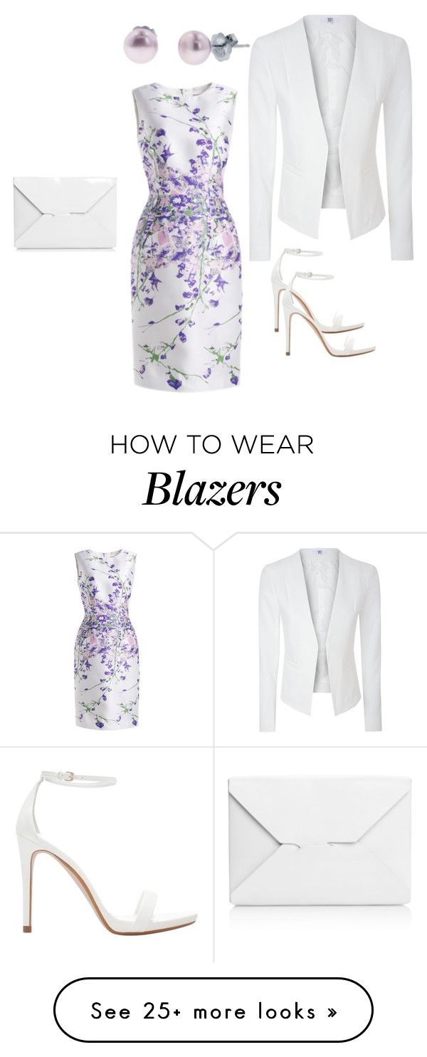 """Untitled #39"" by catmother on Polyvore featuring Zara, Honora, J.W. Anderson and True Decadence"