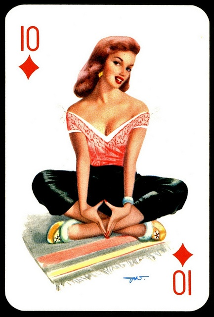 Image result for TEN of Diamonds
