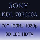 Sony KDL-70R550A 70 120Hz 3D LED HDTV with Built-In WiFi - Brand New - http://oddauctions.net/giant-televisions/sony-kdl-70r550a-70-120hz-3d-led-hdtv-with-built-in-wifi-brand-new/