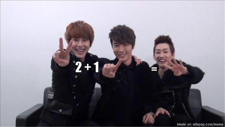 Super Junior Math. Cutely FAILED! LOL   allkpop Meme Center