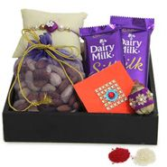 Yummy Treat On Rakhi - Rakhi to Bangalore, Online Rakhi delivery Bangalore