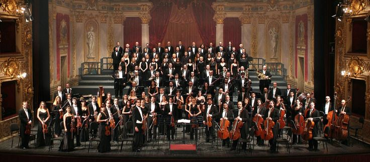 Festival Verdi orchestra