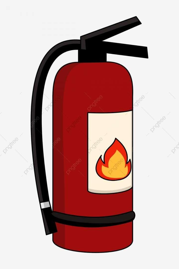 16 Fire Extinguisher Cartoon Png Fire Extinguisher Cartoons Png Extinguisher