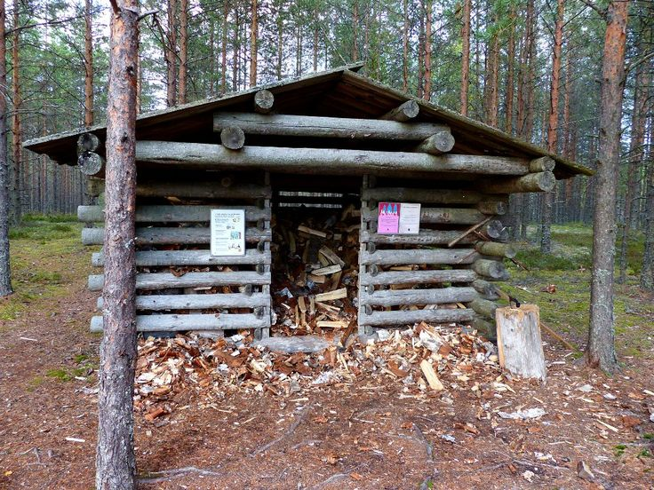 Nummikankaan puusuoja - Kauhaneva