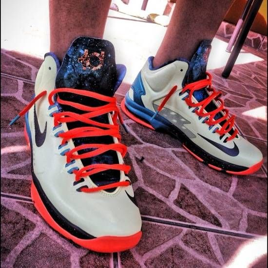 #Nike KD V Extraterrestrials #nike #kd #sneakers