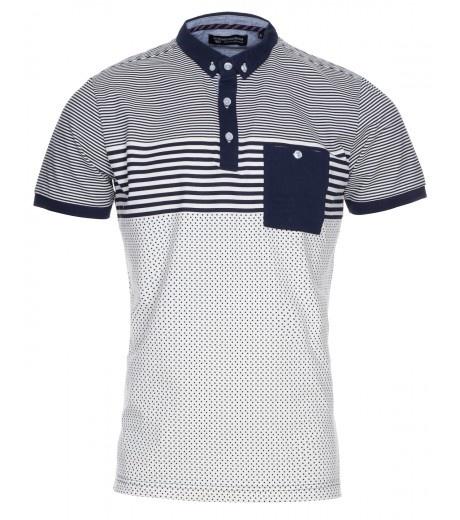 Dark Navy Polo Shirt - £14.99