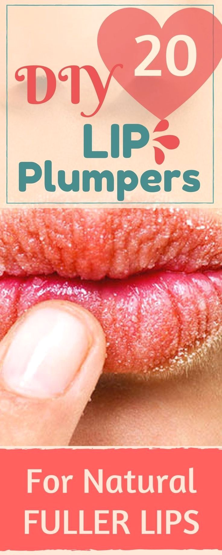 Looking for great DIY lip plumpers that are potent enough