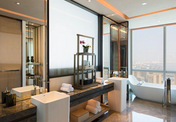 Shenzhen Marriott Hotel Nanshan: Shenzhen hotel accommodations
