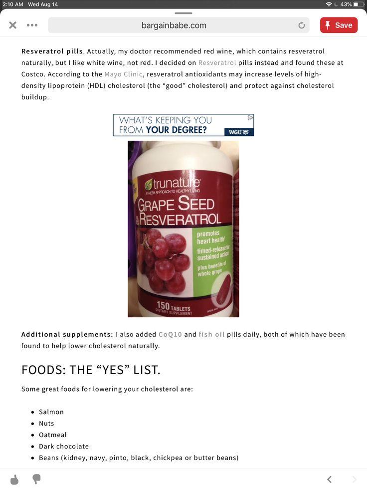 Pin on Cholesterol Info & Calcium Supplementation Info