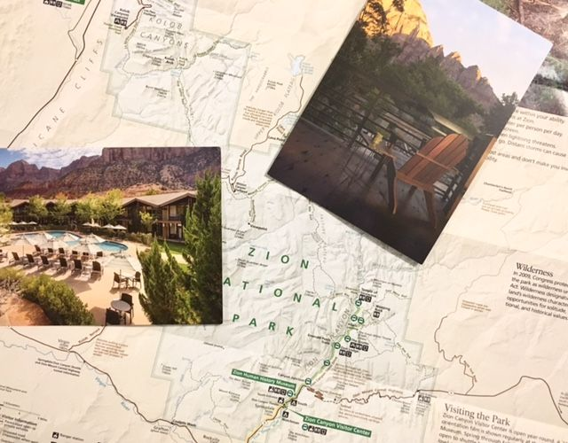 Where to stay for hiking in Zion National Park and Bryce Canyon