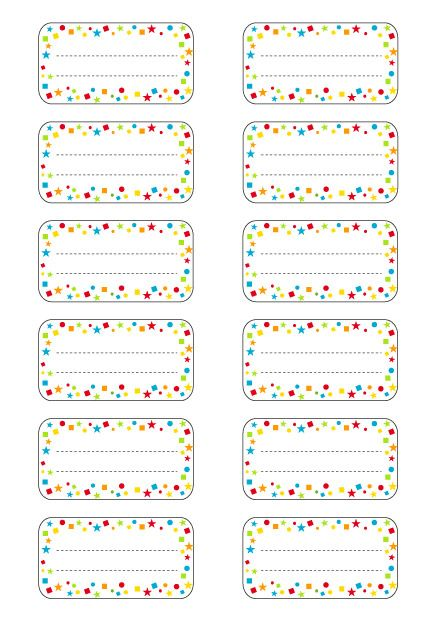Exceptionnel 100 best ✄ {Printable} Etiquettes ✄ images on Pinterest | Free  HX77