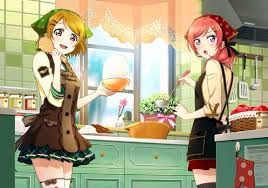love live school idol festival rin cards - Google Search