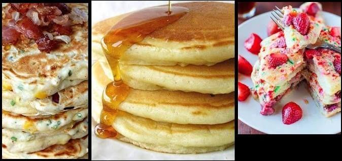 Τα pancakes είναι οι αμερικάνικες τηγανίτες, στο πιο αφράτο τους. Αγαπημένο πρωινό ειδικά στο εξωτερικό και θα εκπλαγείς πόσο εύκολο είναι τα φτιάξεις μόνη