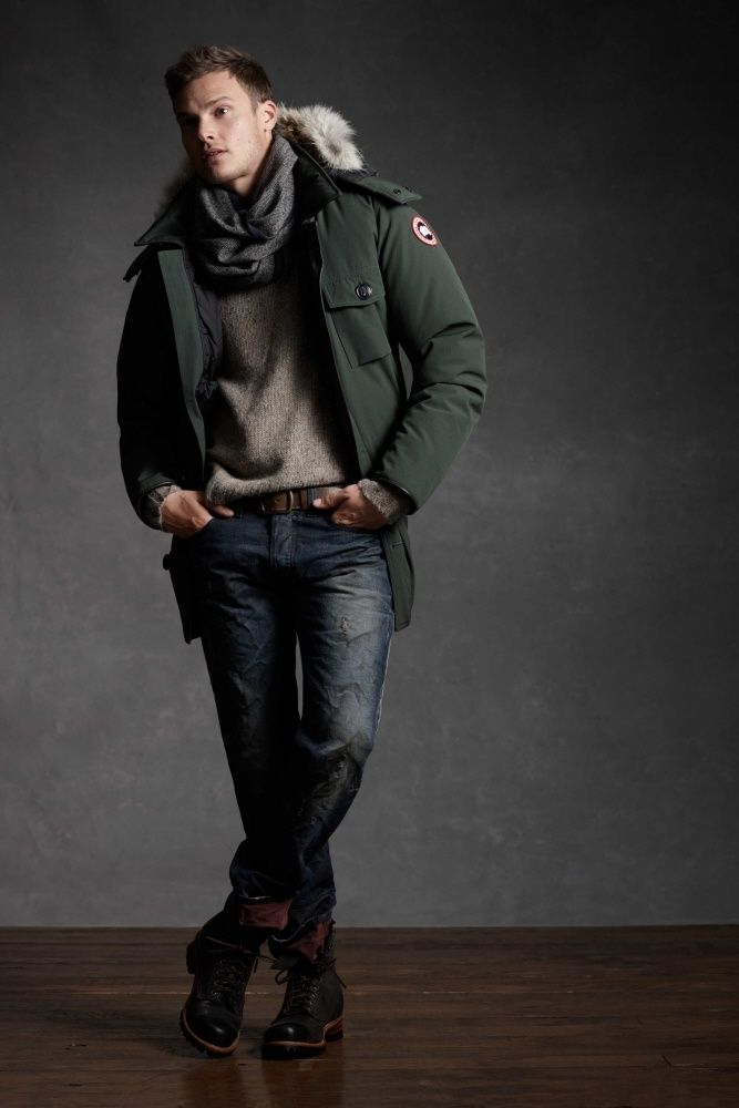 15 Best Canada Goose 2015 Fall Winter Collection Images On