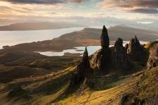 Nog een wereldplaat van #Schotland (Old Man of Storr, Trotternish, Isle of Skye)